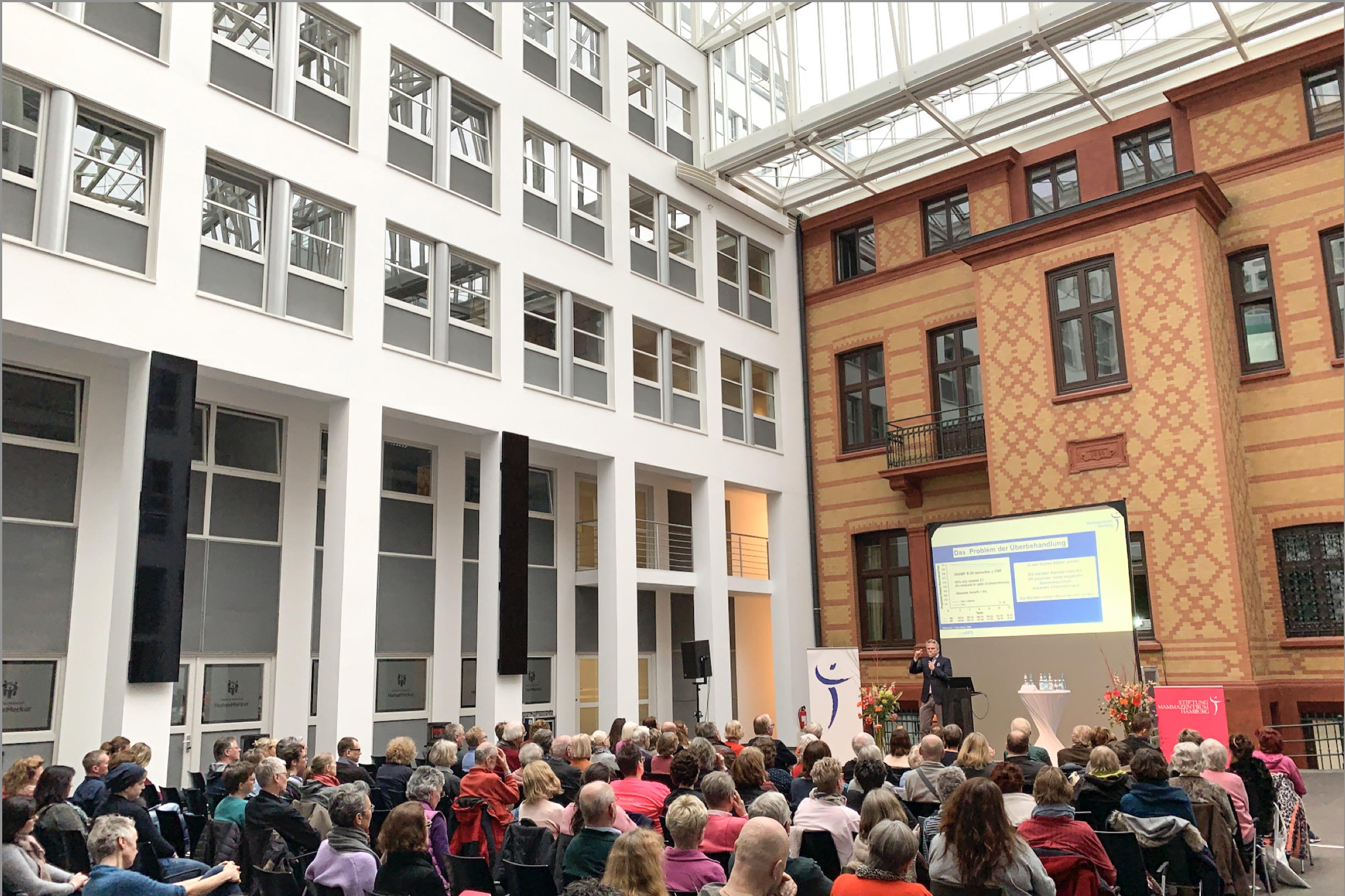 Patientinneninformationstag Brustkrebs 2020