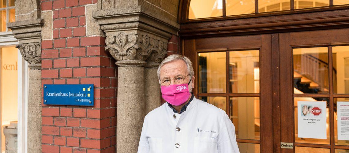 Dr. Timm C. Schlotfeldt, Ärztlicher Direktor Krankenhaus Jerusalem, Hamburg 2020 | [© (c) Martin Zitzlaff, www.zitzlaff.com, Veroeffentlichung nur gegen Honorar (MFM) und Belegexemplar, mit Namensnennung. ] [#0,26,121#]